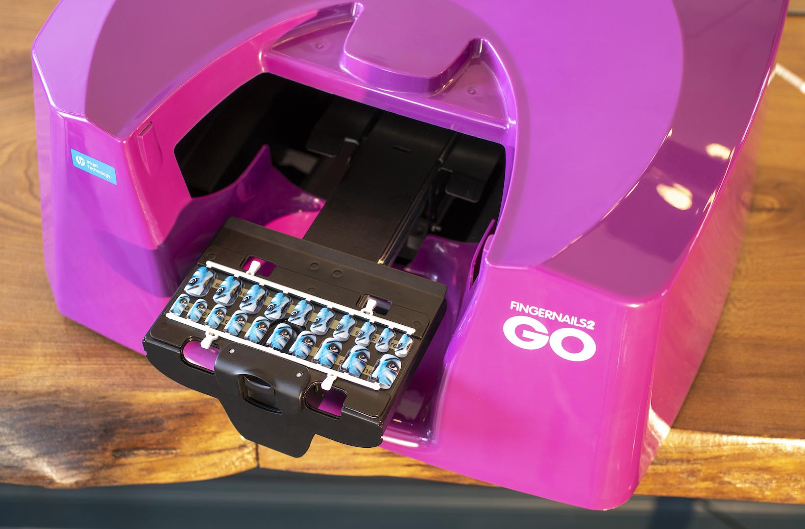 nail printer