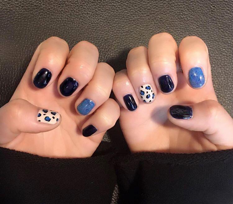 designer nail paint