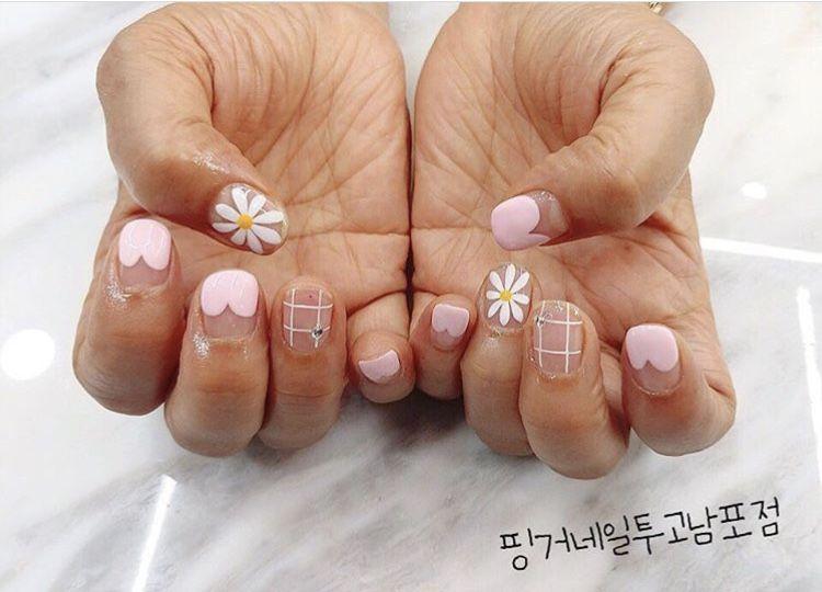 girly nail art printer