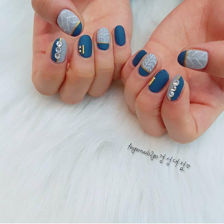 miming Nail Art