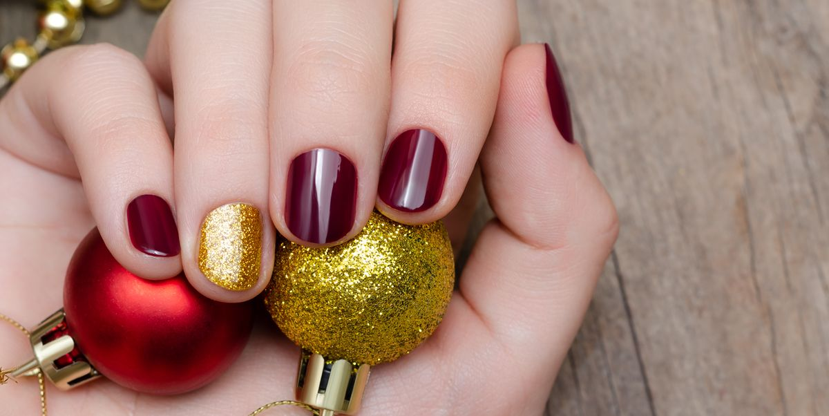 Top decorative nail art designs for Christmas